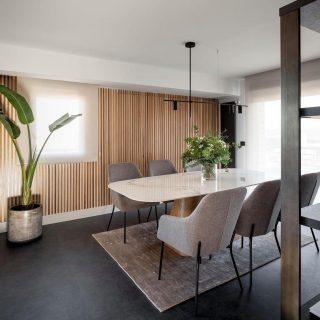🔥FAUS Нова димензија на уредување на Вашата канцеларија, деловен објект, дом. Водоотпорен и огноотпорен модел на ламинат ROBLE NOIR од Шпанскиот производител #fausflooring со димензија 1182x395x8мм, 100% водоотпорен со доживотна гаранција   Единствено кај нас #лавкомерц